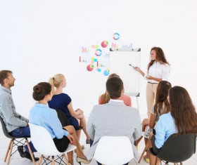 Business trainer Stock Photo 10