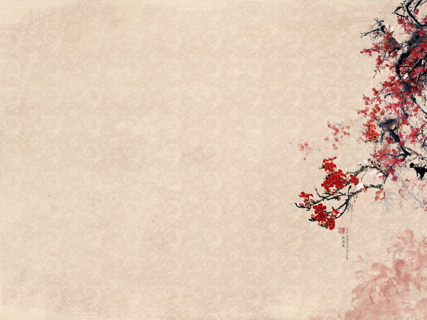 Chinese Plum ink background HD picture - Backgrounds stock ...