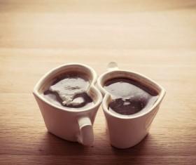 Couple coffee mug HD picture