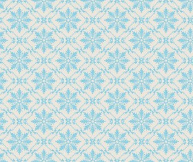 Elegant christmas pattern template seamless vector 03