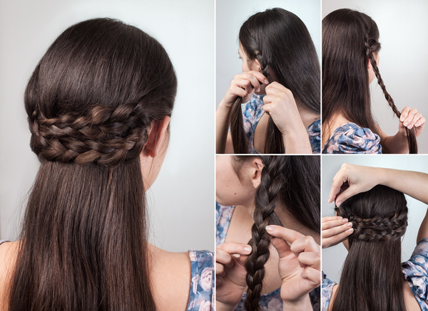 Fashion Female Hair Styling Hd Pictures 03 Free Download
