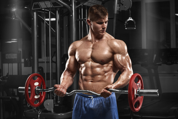 fitness man hd picture 05 free download