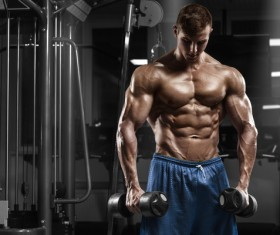 Fitness man HD picture 09