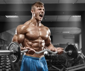 Fitness man HD picture 10