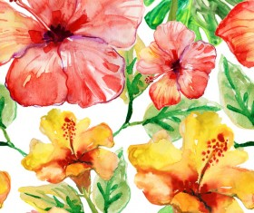 Flower ink HD picture