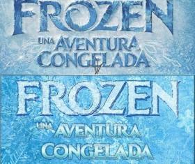 Frozen fonts