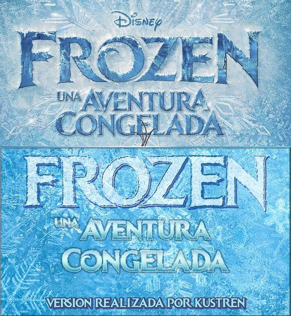 Frozen Fonts Other Font Free Download