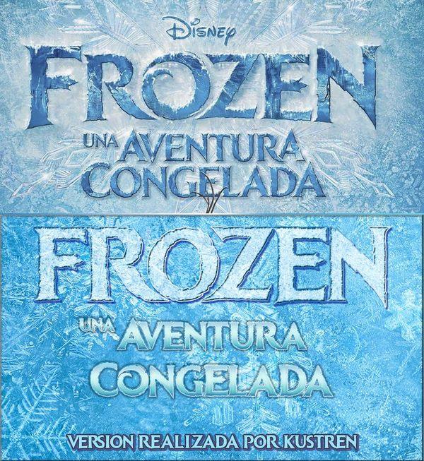 Frozen Alphabet Letters Printable