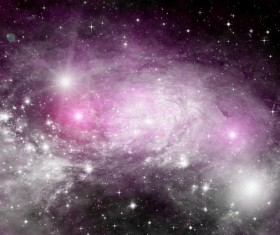 Galactic spiral galaxy HD picture 09