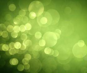 Green Halo background Stock Photo