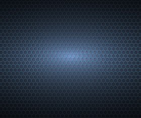 Honeycomb metallic material background vector 07