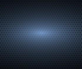 Honeycomb metallic material background vector 07