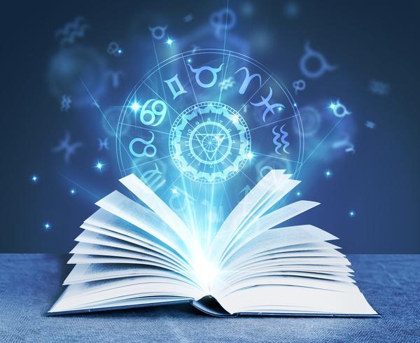 Magic book Stock Photo 03