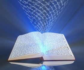 Magic book Stock Photo 11
