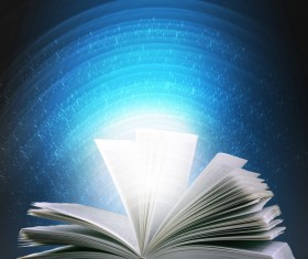 Magic book Stock Photo 14