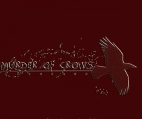Murder Of Crows photoshop brushes