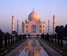 Taj Mahal, India HD picture