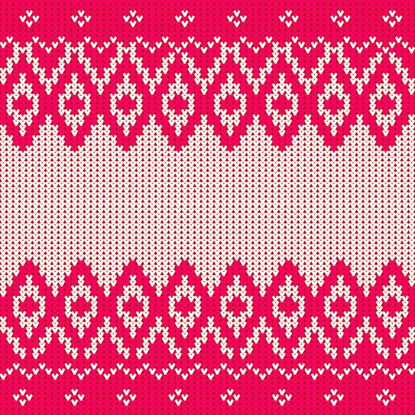 Knitting Pattern Vector Download : Traditonal knitted christmas seamless patterns vector 02 ...