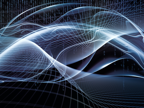 Virtual Curve Background Hd Picture 01