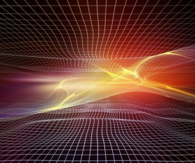 Virtual Curve Background HD picture 05