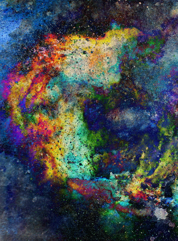 Watercolor Abstract Painting Background Stock Photo 01 ...