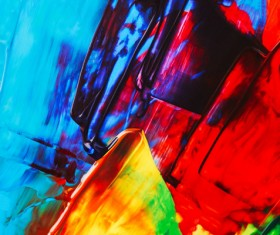 Abstract acrylic bright background Stock Photo 01