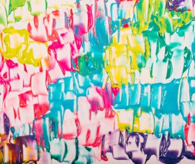 Abstract acrylic bright background Stock Photo 03