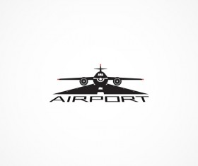 Ariport logo design vectors