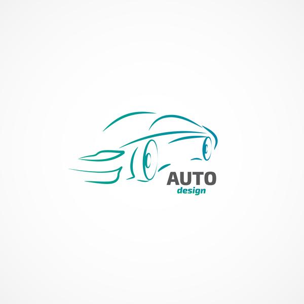 cars logo design