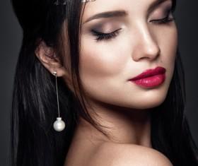 Beautiful make-up HD picture 02
