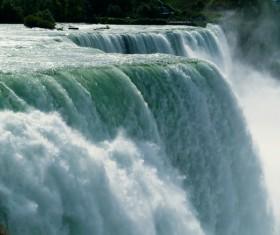 Beautiful spectacular Great Falls Stock Photo