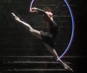 Charismatic ballet dancer HD picture 07