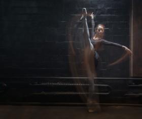 Charismatic ballet dancer HD picture 09