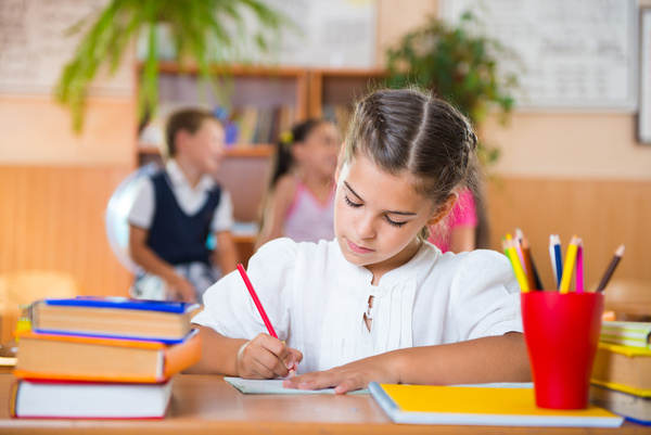 Classroom learning children HD picture 02