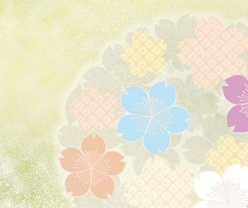 Color pattern background HD picture