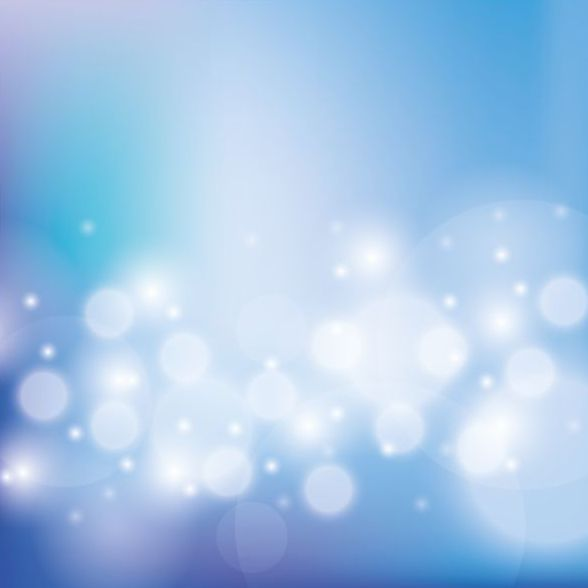 Colorful blurred background with halation effect vector 02