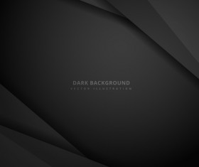 Dark background vector illustration