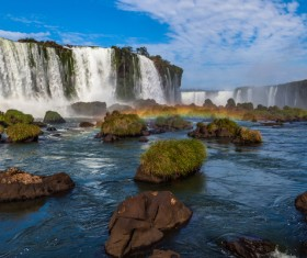 Falls from all over the world HD picture 02