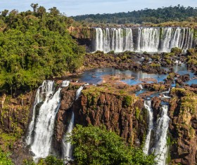 Falls from all over the world HD picture 03