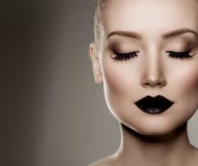 Fashion make-up HD picture