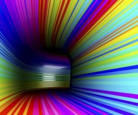 HD picture Multicolor Stripes 09