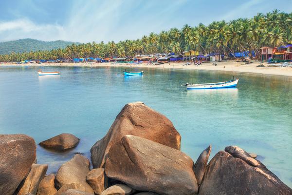 India Goa Palolem beach HD picture 02
