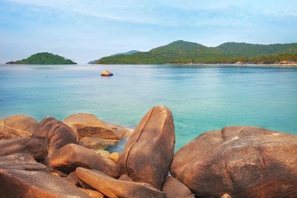 India Goa Palolem beach HD picture 04