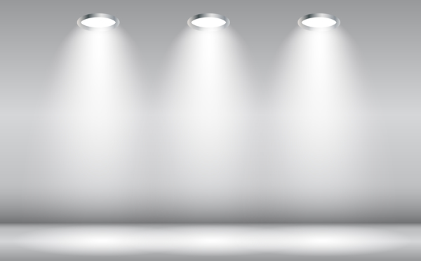 Lighting Lamps Effect Vector Background Ilration 18 Free