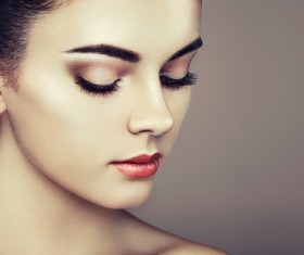 Makeup woman HD picture 08