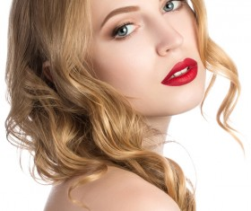 Makeup woman HD picture 09