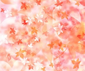 Maple leaf background HD picture