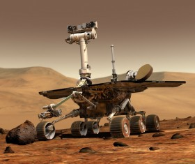 Mars Rover HD picture