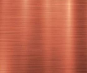 Metal copper background vector 02