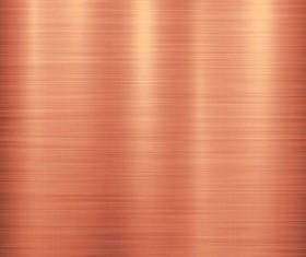 Metal copper background vector 03